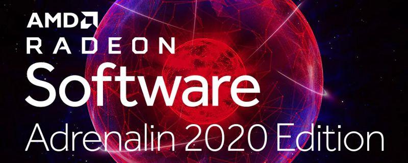 AMD Radeon Software 20.5.1