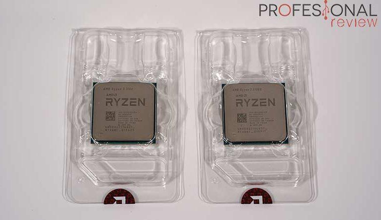 Photo of AMD Ryzen 3 3100 vs AMD Ryzen 3 3300X