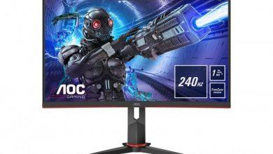 Photo of AOC G2, añaden 5 nuevos modelos centrados en el eSports