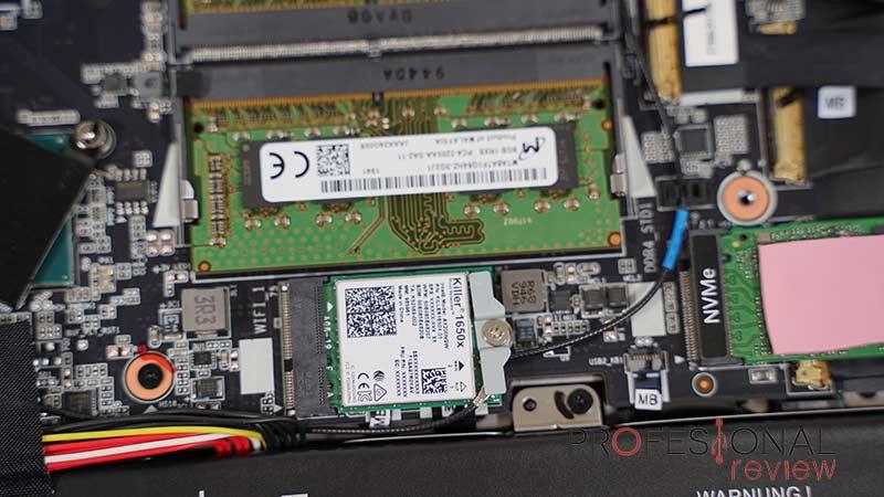 AORUS 17G XB Hardware