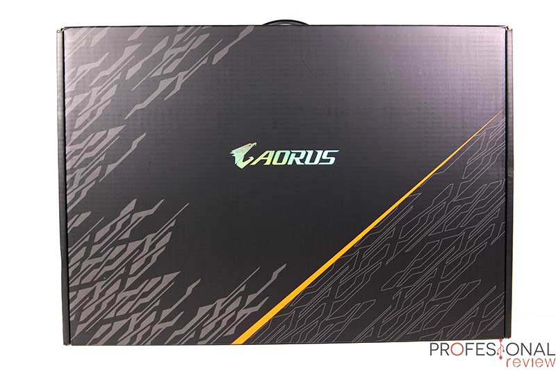 AORUS 17X YB Review