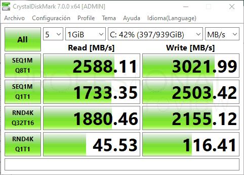 AORUS 17X YB SSD