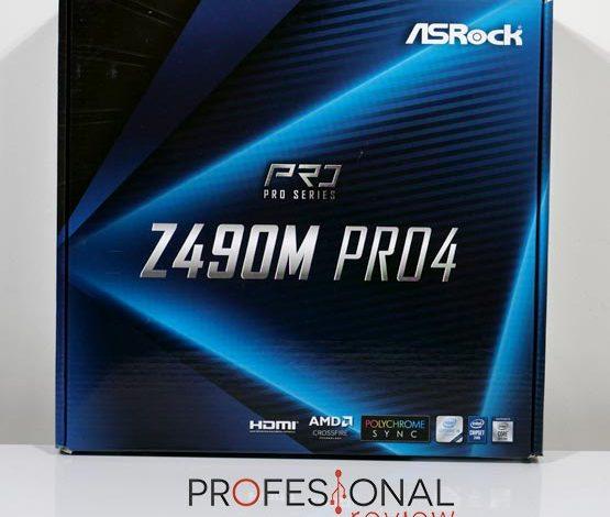 Photo of ASRock Z490M Pro4 Review en Español (Análisis completo)