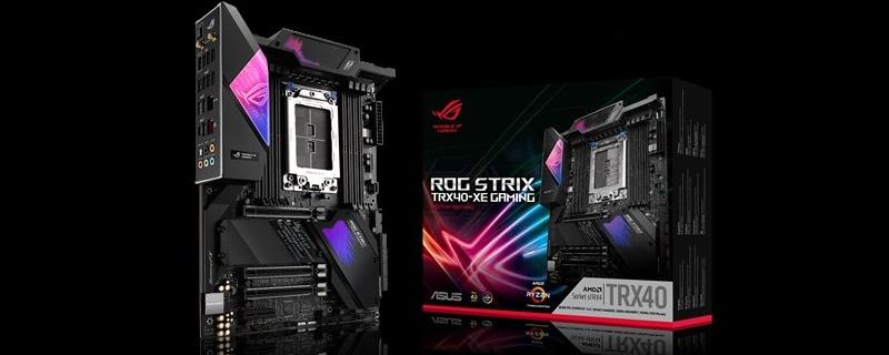 ROG Strix TRX40-XE