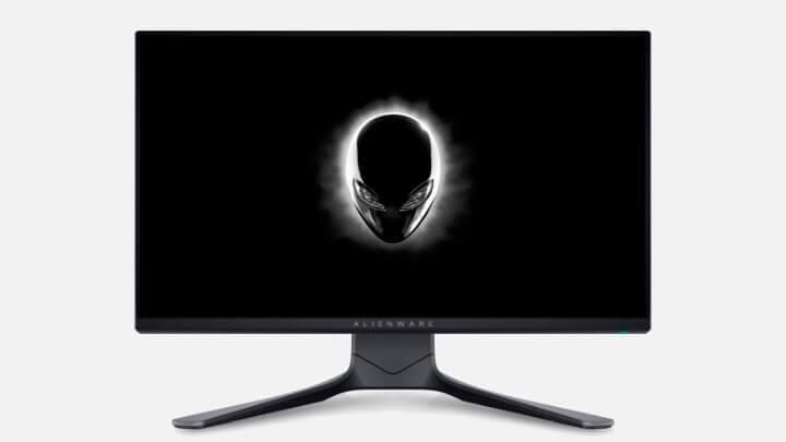 Alienware Aurora y Alienware AW2521H