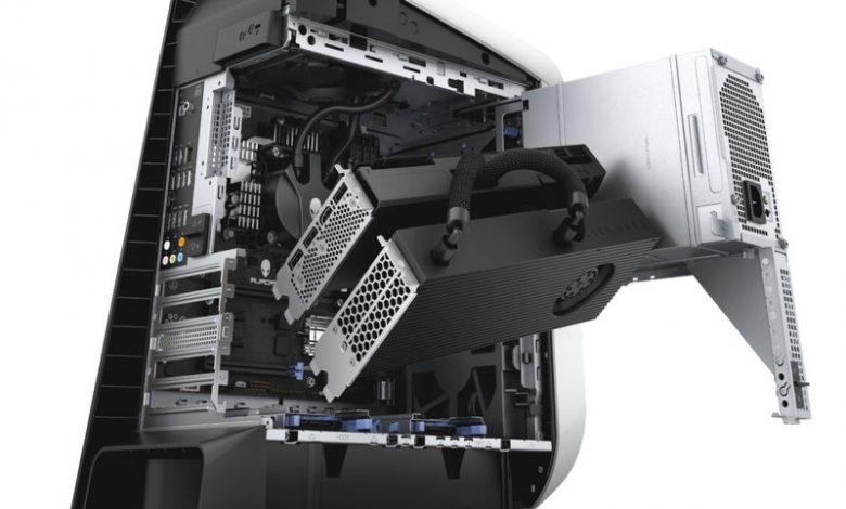 Photo of Alienware R11, Detalles sobre su exclusiva refrigeración líquida PCIe