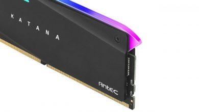 Photo of Antec Katana DDR4, Presentan nueva serie de memorias ARGB
