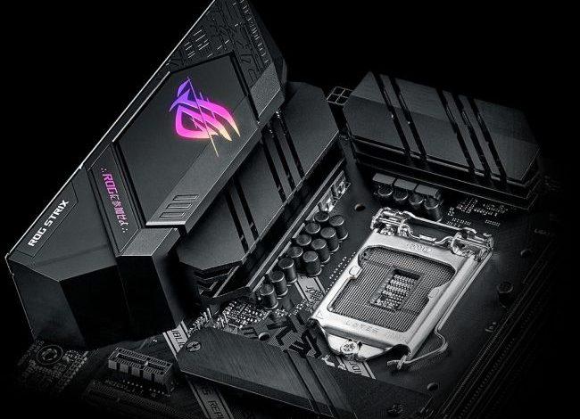 Photo of Asus permite el overclocking en las placas base Intel B460, H470