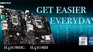 Photo of BIOSTAR H410, presentan dos nuevas placas base para Intel 10ma Gen