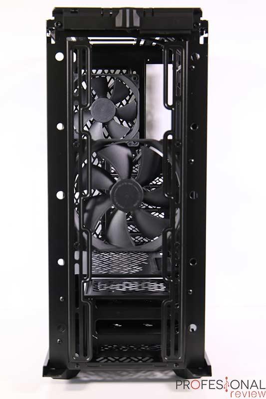 Fractal Define 7 Compact Black TG Ventilación