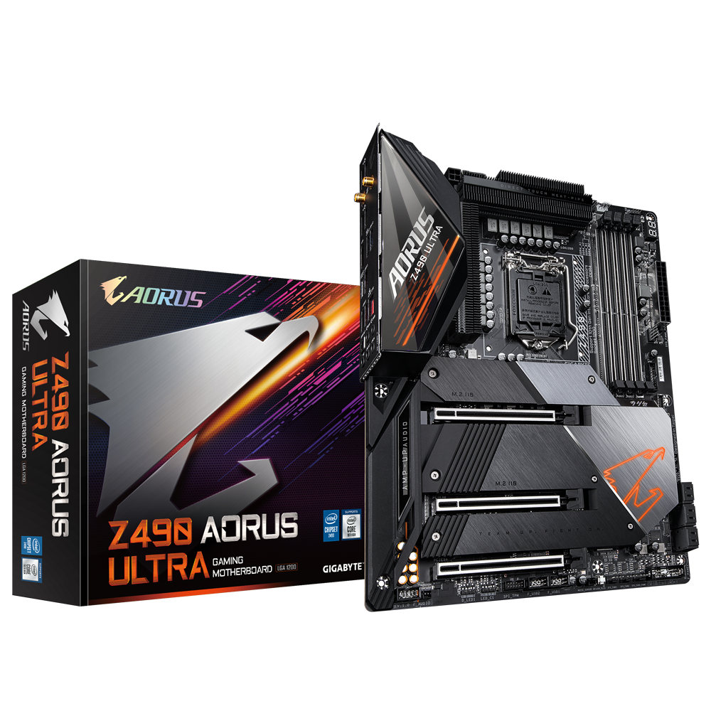 Z490 AORUS