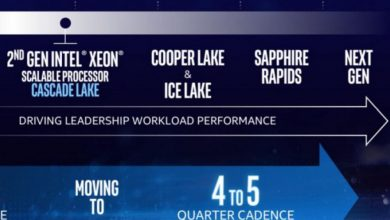 Photo of Ice Lake-SP en 2020, Sapphire Rapids en 2021, Intel reafirma sus planes