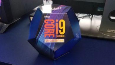 Photo of Intel ya no utilizará las cajas dodecaedros del i9-9900K