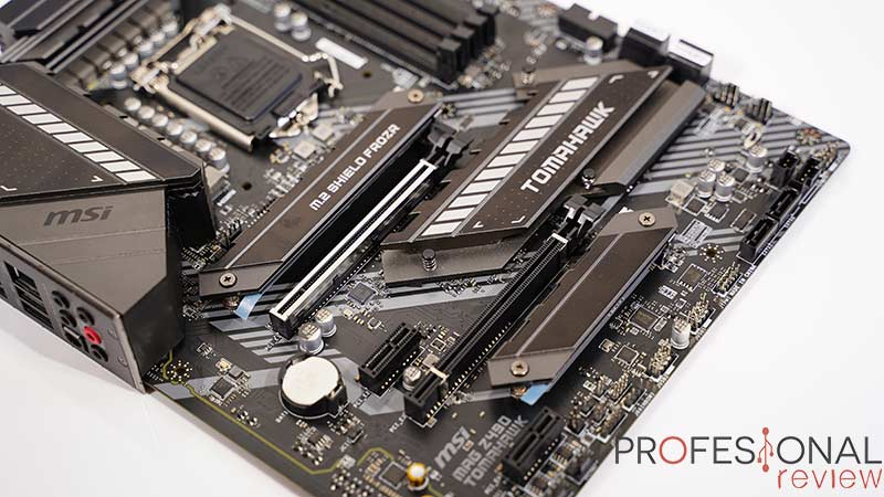 MSI MAG Z490 Tomahawk PCIe