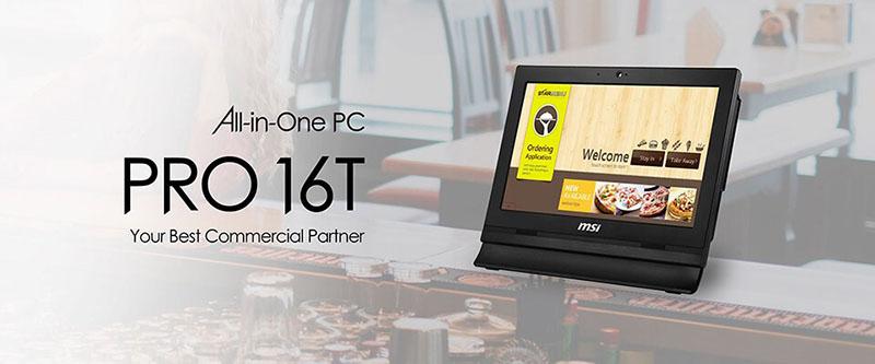 MSI Pro 24X 10M y MSI Pro 16T 10M