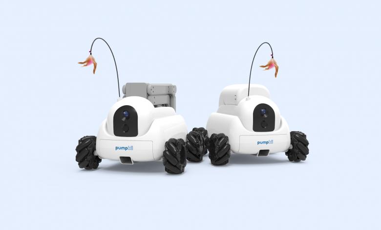 Photo of Pumpkii: El primer robot mascota modular llega a Indiegogo