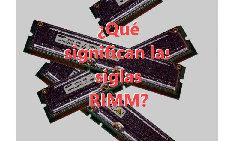 Photo of ¿Qué significan las siglas RIMM?