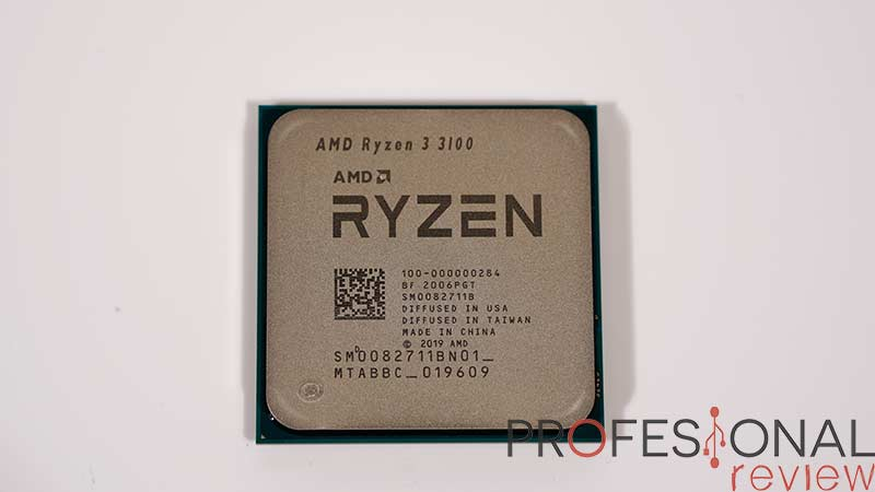 Ryzen 3 3100 comparativa Ryzen 3 3300X