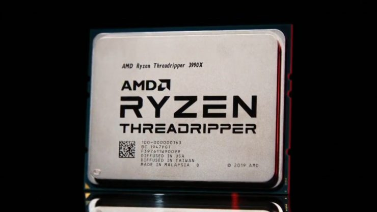 Threadripper 3990X