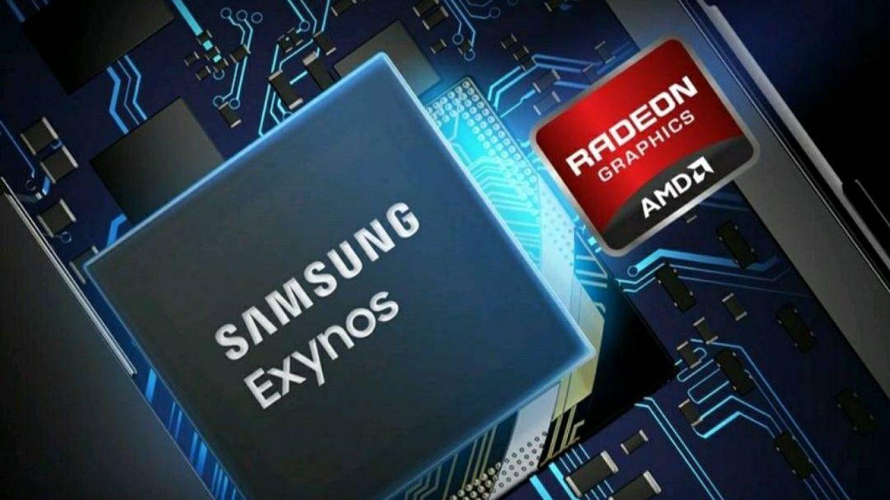 Samsung y la primera GPU AMD para sus móviles saldrá en el año 2021