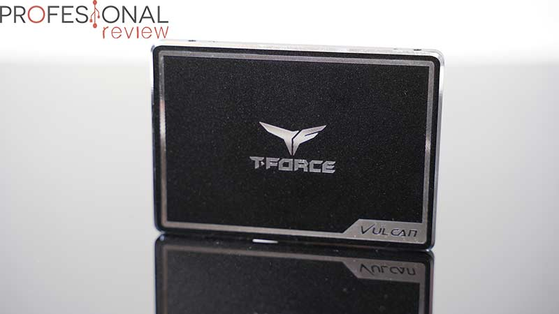 Team Group T-Force Vulcan SSD Review