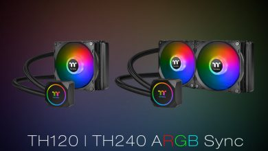 Photo of Thermaltake TH120 / TH240 ARGB: Especificaciones y rendimiento