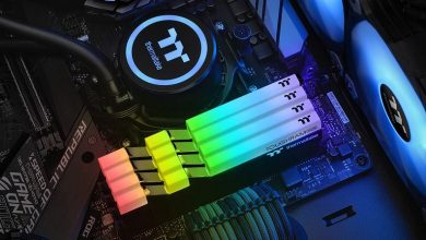 Photo of Thermaltake TOUGHRAM RGB añade un modelo DDR4-4600