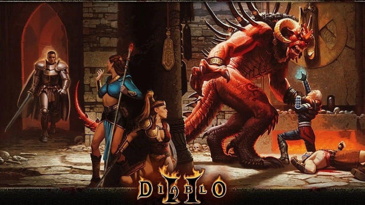 Diablo II: Resurrection, el remaster que resucitaría la saga en HD