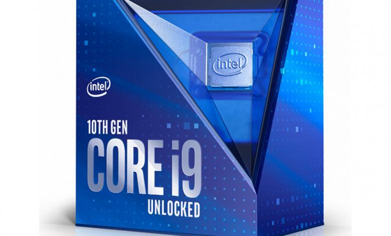 Photo of Intel Core i9-10850K de 10 núcleos y 20 hilos es visto en GeekBench