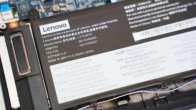 Lenovo Thinkpad P1 Gen 2