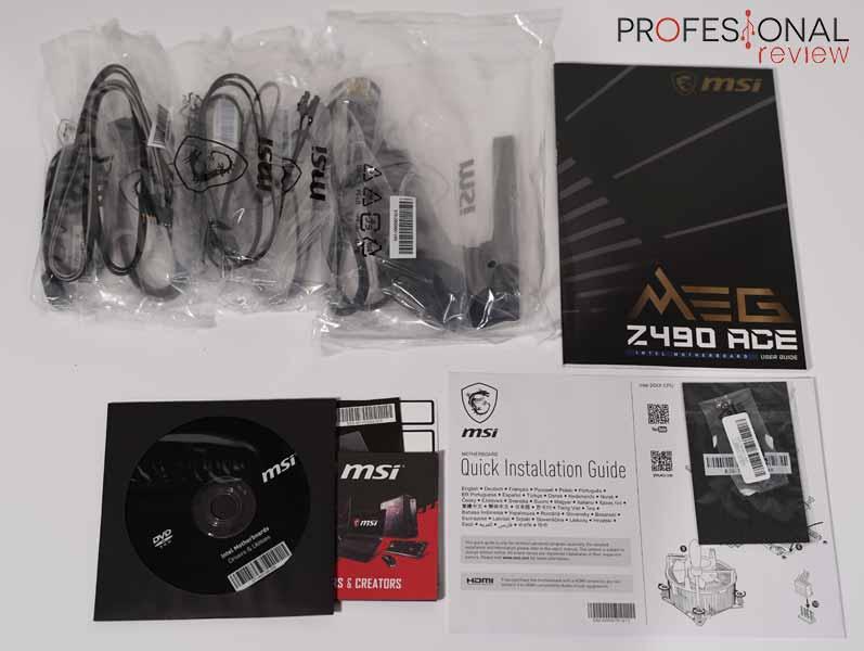 MSI MEG Z490 ACE Review