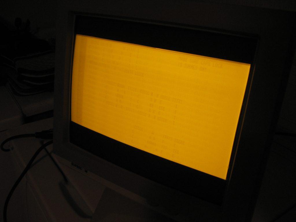 por qué ya no existen salva pantallas