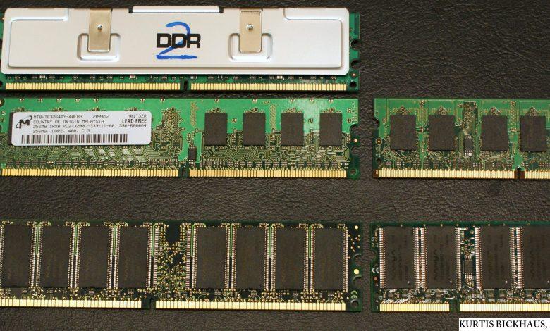 Photo of Slot: la ranura de la memoria RAM