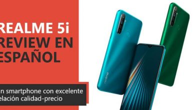 Photo of Realme 5i Review en Español (análisis completo)