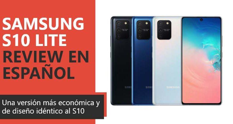 Photo of Samsung S10 Lite Review en Español (análisis completo)