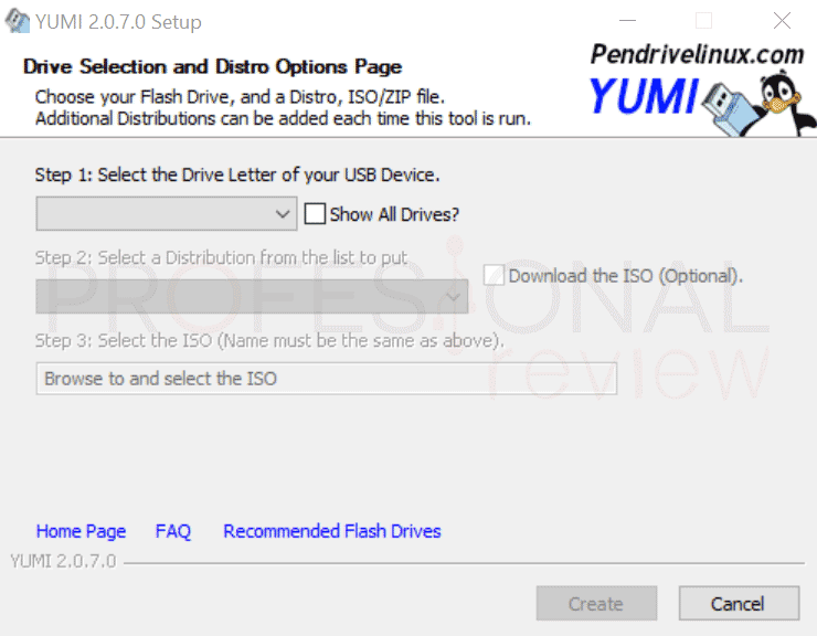 Multiboot USB paso10