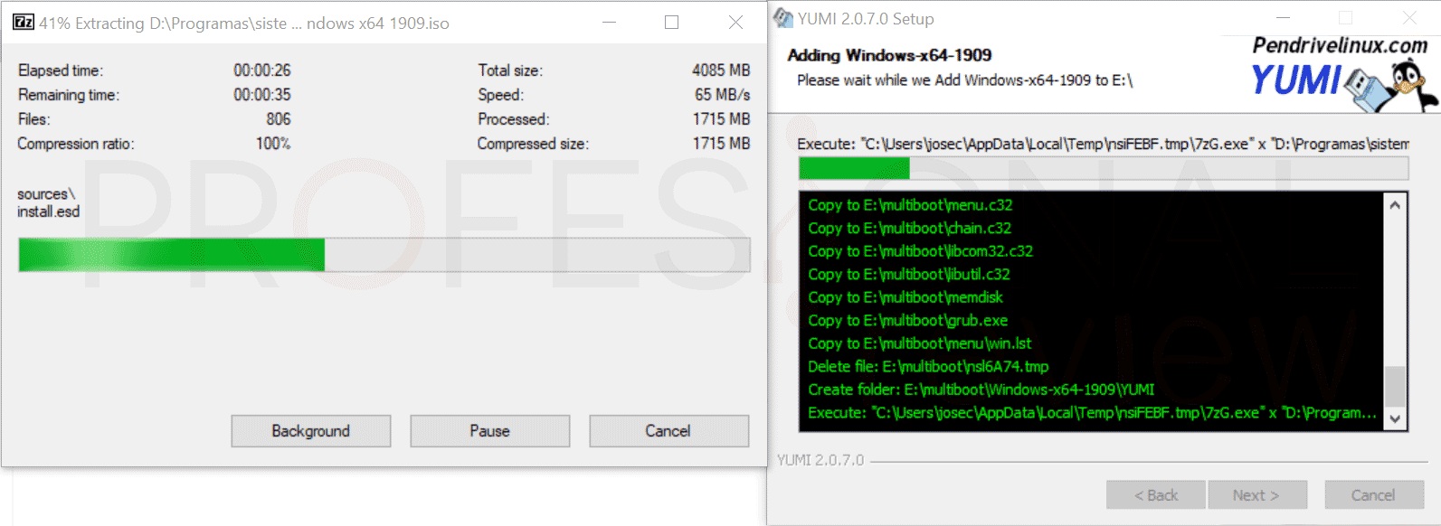 Multiboot USB paso12