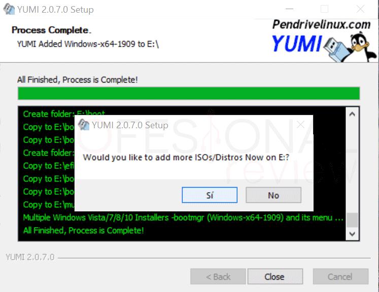 Multiboot USB paso13
