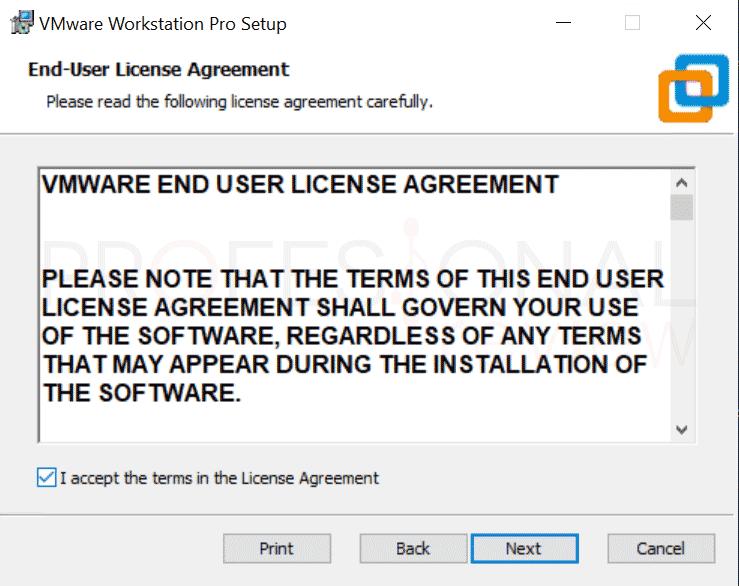 VMware máquina virtual paso02