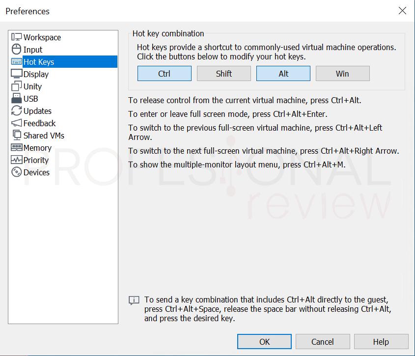 VMware máquina virtual paso20