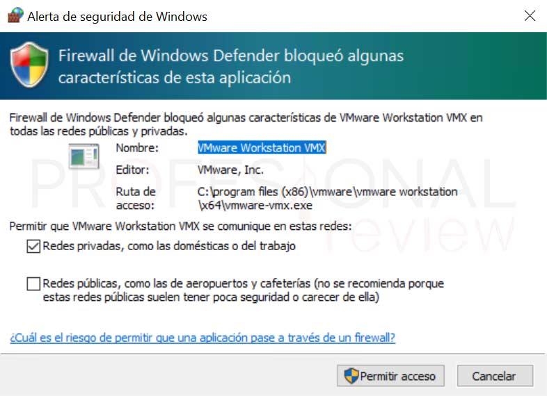VMware máquina virtual paso25