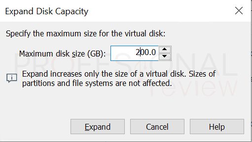 VMware máquina virtual paso29