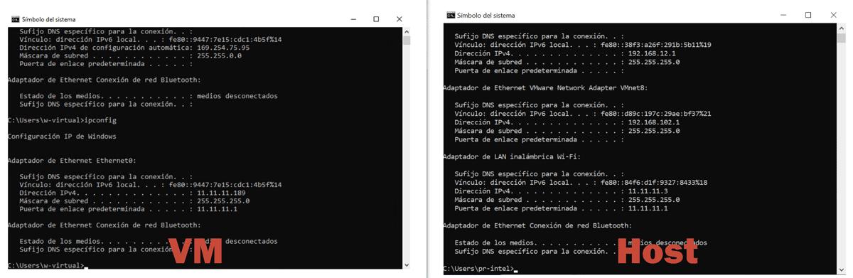 VMware máquina virtual paso37