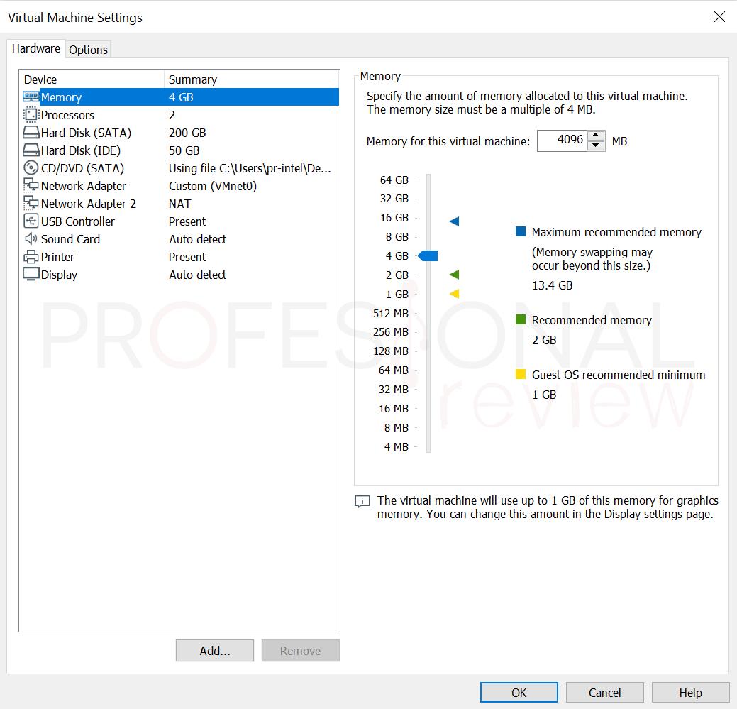 VMware máquina virtual paso41