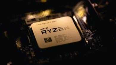 Photo of AMD Ryzen 7 4700G a 4.8 GHz y 41ºC con disipador de aire