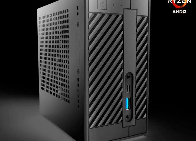 Photo of AMD Ryzen 4000 'Renoir' aparece en los PCs ASRock DeskMini SFF