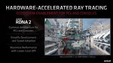 Photo of AMD quiere centrarse en el Ray Tracing luego de RDNA 2