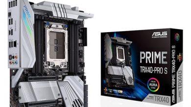 Photo of ASUS Prime TRX40-PRO S se lanza con circuitos de potencia reforzados