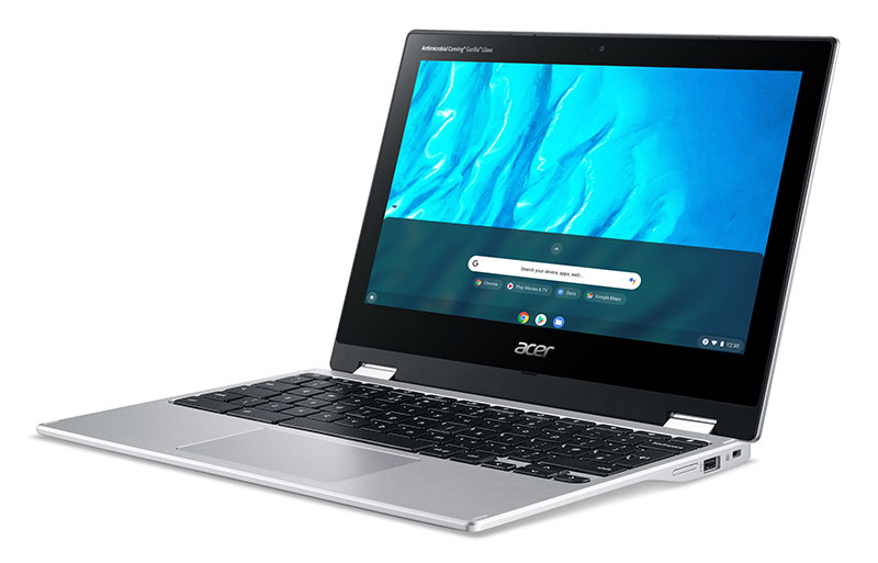 Chromebook Spin 311 y Chromebook Spin 713