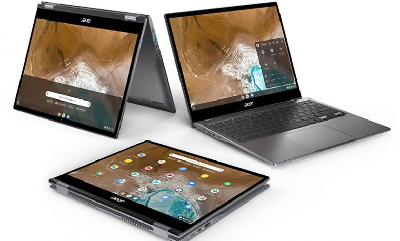 Photo of Acer Chromebook Spin 311 y Chromebook Spin 713: portátiles convertibles